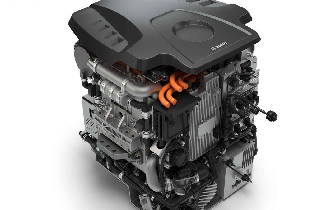Bosch und Qingling kooperieren bei Brennstoffzellen