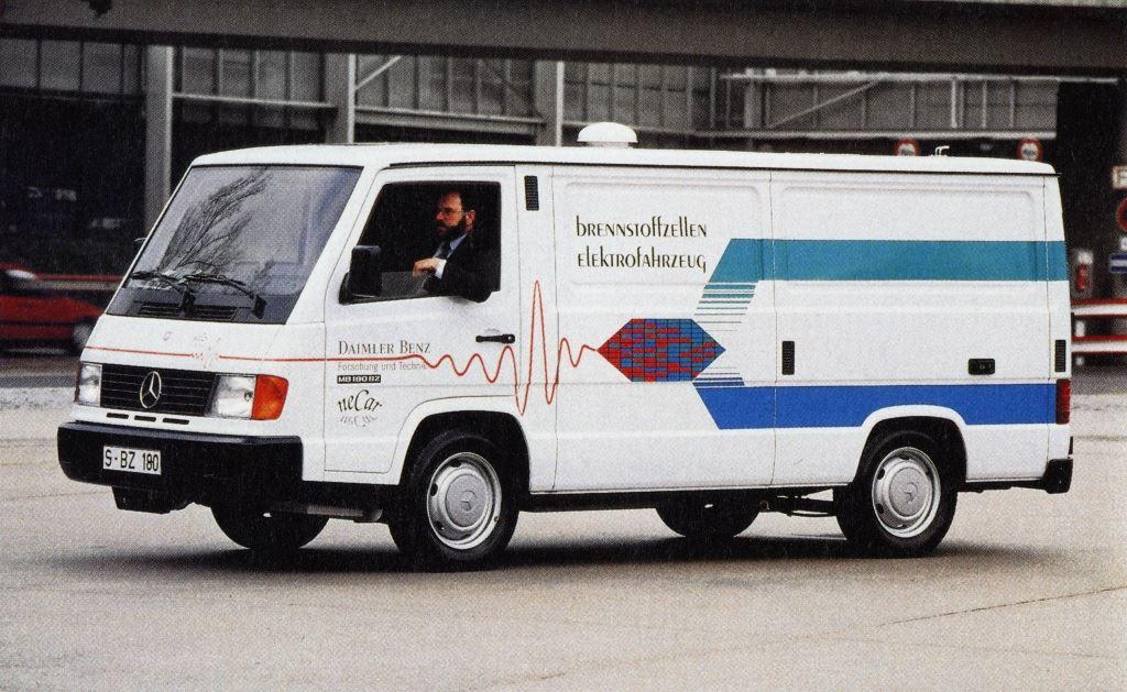 30 Jahre Brennstoffzelle in mobilen Anwendungen