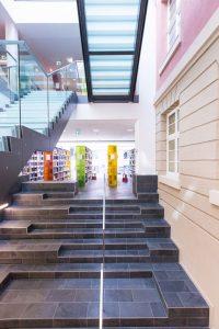 Treppenhaus; Sabine Arndt