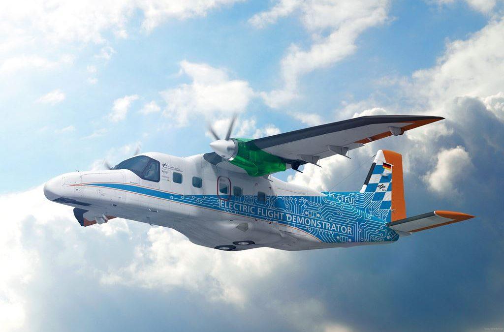 Fliegen mit Wasserstoff