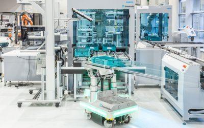 9. Technologieforum Fahrerlose Transportsysteme und mobile Roboter des Fraunhofer IPA