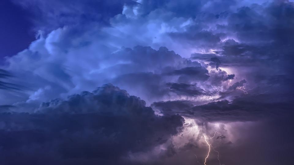Blitz und Geistesblitz