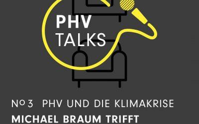 PHV Talk N°3: PHV und die Klimakrise