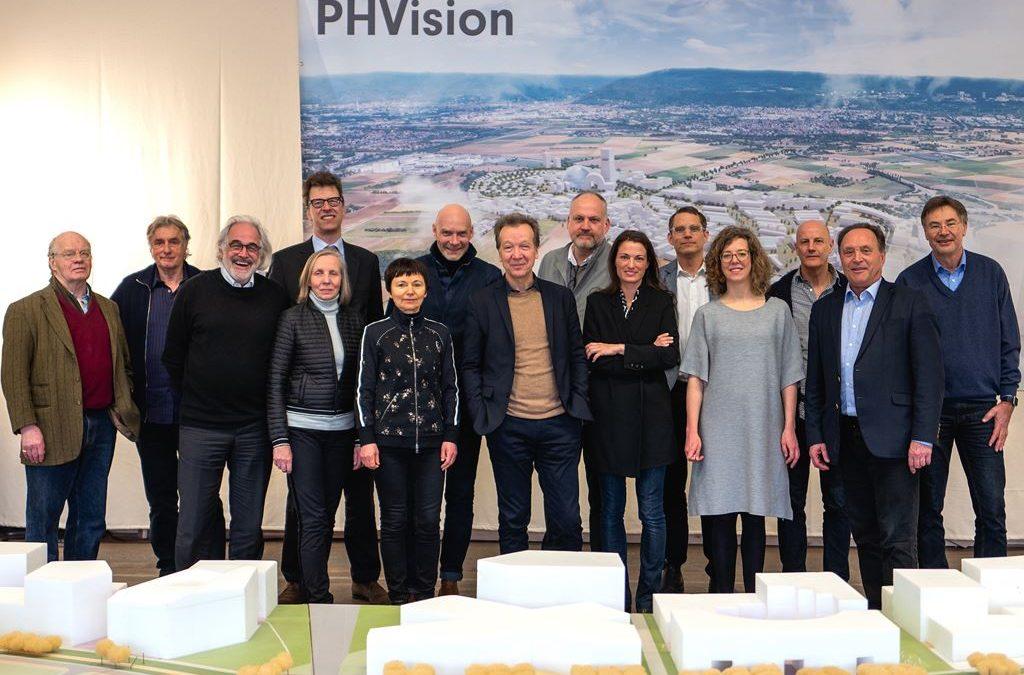 Neue Mitglieder im Kuratorium der IBA Heidelberg