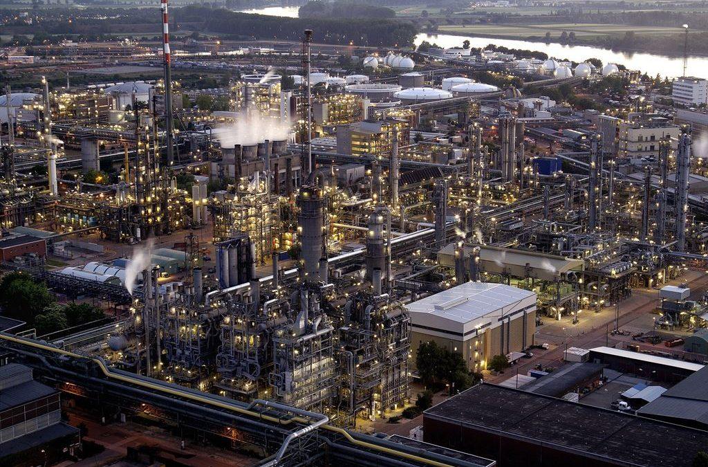 BASF plant elektrisch beheizten Steamcracker