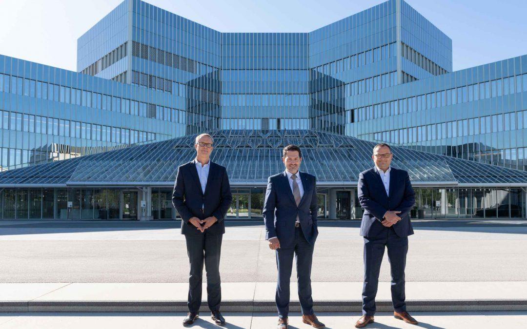 Quantencomputer: Stiftungslehrstuhl an TU München