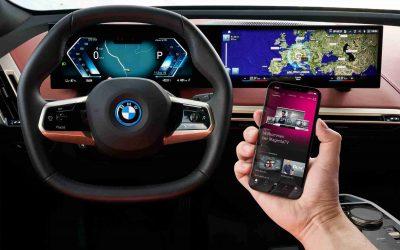 BMW Group und Telekom bringen 5G