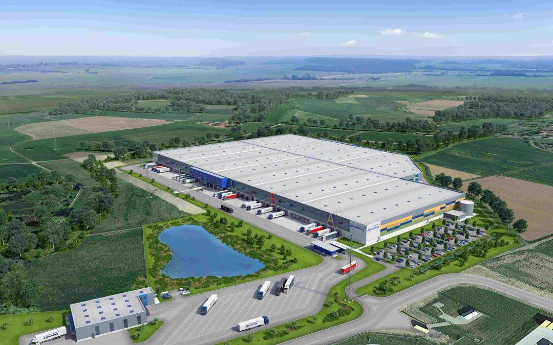 pfenning logistics group errichtet zwei Logistikzentren