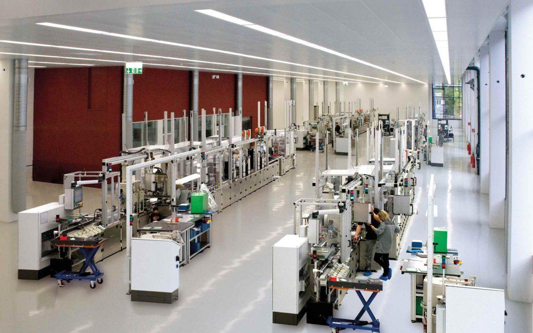Auf dem Weg zur vollautomatischen Batteriezellenproduktion
