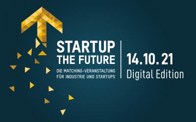 STARTUP THE FUTURE – Digital Edition