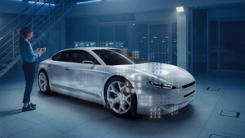 Bosch und Microsoft entwickeln Softwareplattform für Vernetzung von Autos