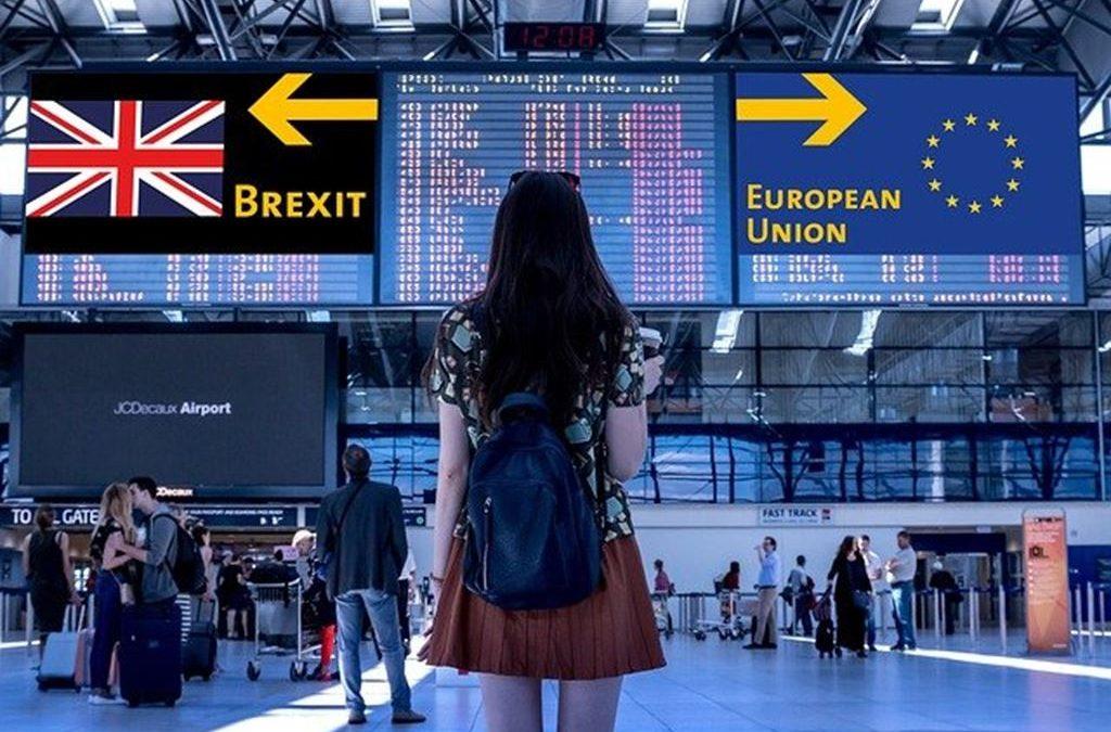 Brexit belastet UK-Unternehmen besonders stark