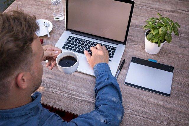 Homeoffice mit hohem Potenzial in der Informationswirtschaft